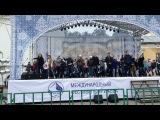 Сводный финал Международного фестиваля кружева, г. Вологда, 26 июня 2014 г.