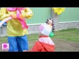 Детский праздник в Солнечногорске6 шоу мыльных пузырей, кот Леопольд - Розовый слон