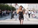 Бесстыжая девушка Maria Ryabushkina / Мария Рябушкина 18+  sexi girl Эротика HD