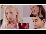 BRITISH KIDS Watching EXO (K and M) OVERDOSE The Girls  ocUKids