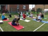 Кундалини йога+расслабление на гвоздях, Николаев Андрей (ч.2)