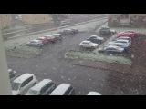 Кируна. Июнь. Снег. 3